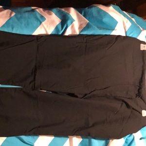 Cherokee scrub pants. Size Large PETITE.